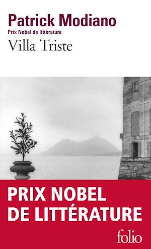Téléchargez le livre :  Villa triste