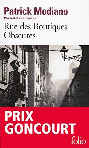 Téléchargez le livre :  Rue des Boutiques Obscures