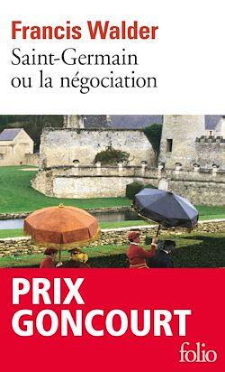 Téléchargez le livre numérique:  Saint-Germain ou la négociation