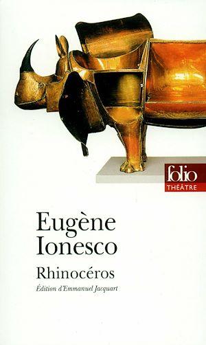 Téléchargez le livre :  Rhinocéros