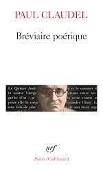 Télécharger le livre :  Bréviaire poétique