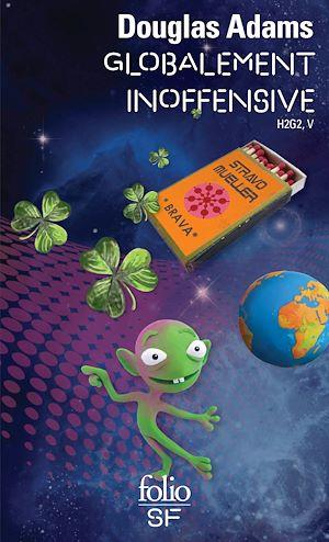 Téléchargez le livre :  H2G2 (Tome 5) - Globalement inoffensive