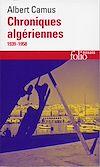 Téléchargez le livre numérique:  Actuelles (Tome 3) -  Chroniques algériennes (1939-1958)