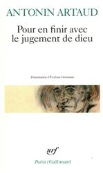 Télécharger le livre :  Pour en finir avec le jugement de dieu / Théâtre de la cruauté