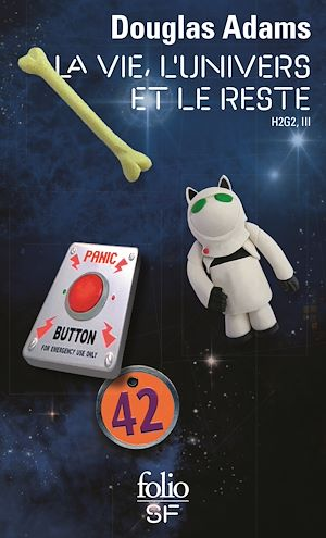Téléchargez le livre :  H2G2 (Tome 3) - La Vie, l'Univers et le Reste