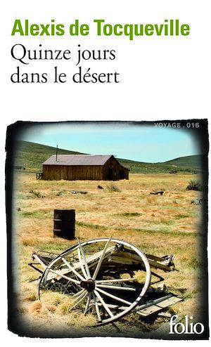 Téléchargez le livre :  Quinze jours dans le désert