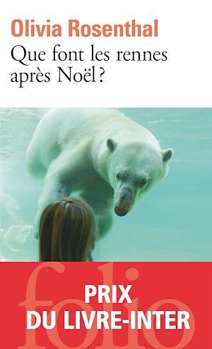 Téléchargez le livre :  Que font les rennes après Noël ?