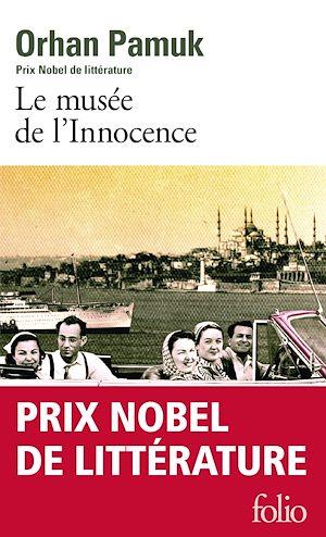 Téléchargez le livre :  Le musée de l'innocence