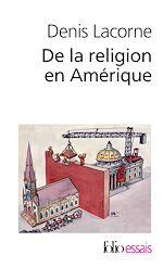 Télécharger le livre :  De la religion en Amérique. Essai d'histoire politique