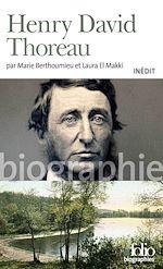 Télécharger le livre :  Henry David Thoreau