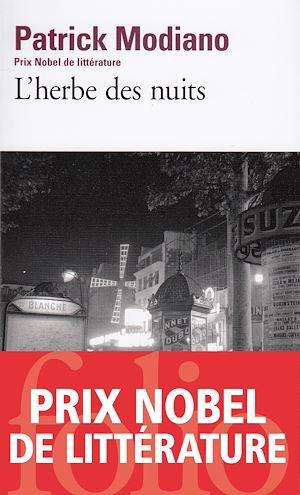 Téléchargez le livre :  L'herbe des nuits