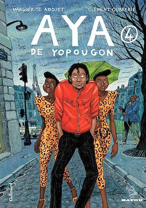 Téléchargez le livre :  Aya de Yopougon (Tome 4)