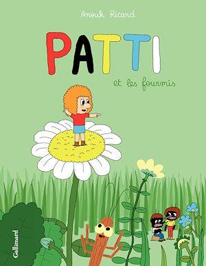 Téléchargez le livre :  Patti et les fourmis