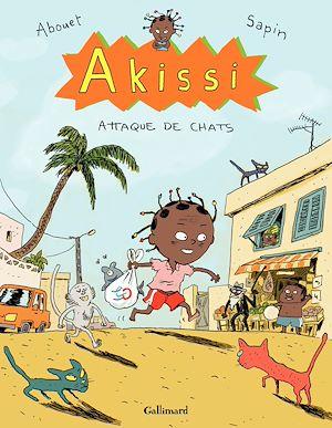 Téléchargez le livre :  Akissi (Tome 1) - Attaque de chats