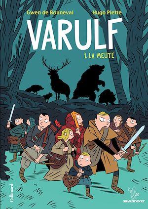 Téléchargez le livre :  Varulf (Tome 1) - La Meute