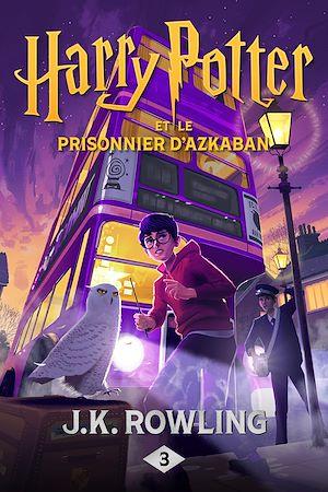 Téléchargez le livre :  Harry Potter et le Prisonnier d'Azkaban
