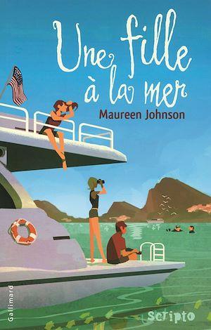 Téléchargez le livre :  Une fille à la mer