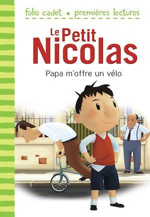 Téléchargez le livre :  Le Petit Nicolas (Tome 4) - Papa m'offre un vélo