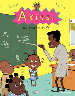 Téléchargez le livre :  Akissi (Tome 4) - Rentrée musclée