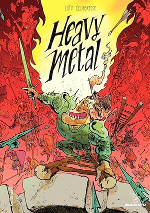Téléchargez le livre :  Heavy Metal