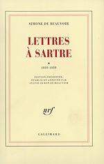 Télécharger le livre :  Lettres à Sartre