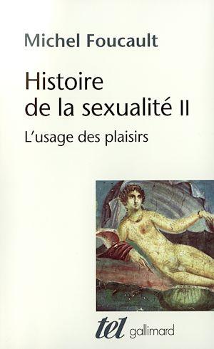 Téléchargez le livre :  Histoire de la sexualité (Tome 2) - L'usage des plaisirs