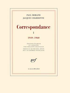 Téléchargez le livre :  Correspondance (Tome 1 : 1949-1960)