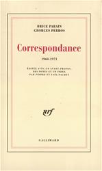Télécharger le livre :  Correspondance (1960-1971)