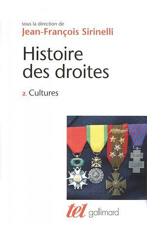 Téléchargez le livre :  Histoire des droites en France (Tome 2) - Cultures