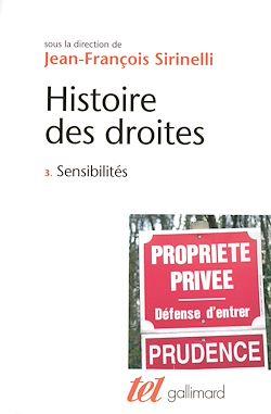 Téléchargez le livre numérique:  Histoire des droites en France (Tome 3) - Sensibilités