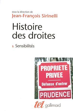 Téléchargez le livre :  Histoire des droites en France (Tome 3) - Sensibilités
