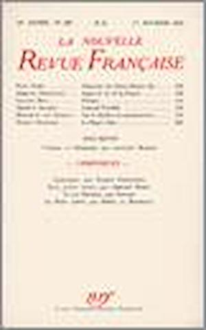Téléchargez le livre :  La Nouvelle Revue Française N' 348 (Février 1943)