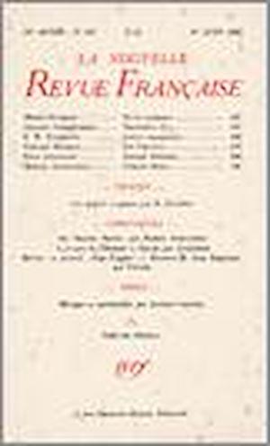 Téléchargez le livre :  La Nouvelle Revue Française N' 352 (Juin 1943)