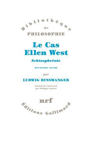 Téléchargez le livre :  Le Cas Ellen West. Schizophrénie. Deuxième étude
