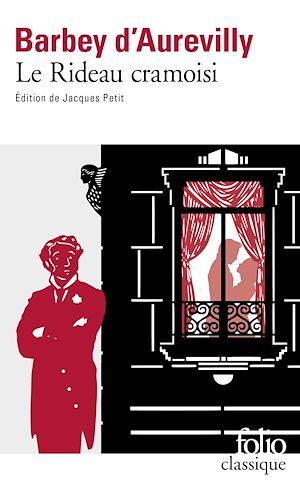 Téléchargez le livre :  Le Rideau cramoisi