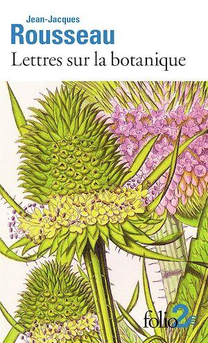 Téléchargez le livre :  Lettres sur la botanique
