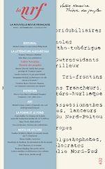 Télécharger le livre :  La Nouvelle Revue Française N° 632