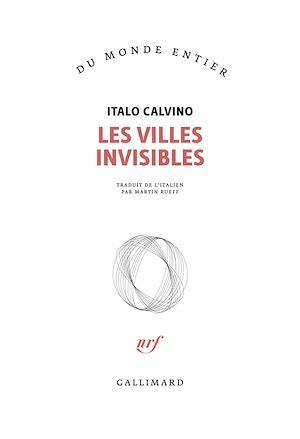 Téléchargez le livre :  Les villes invisibles