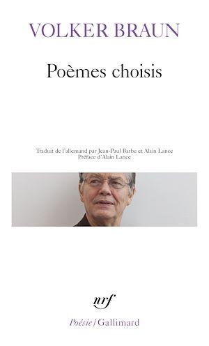 Téléchargez le livre :  Poèmes choisis