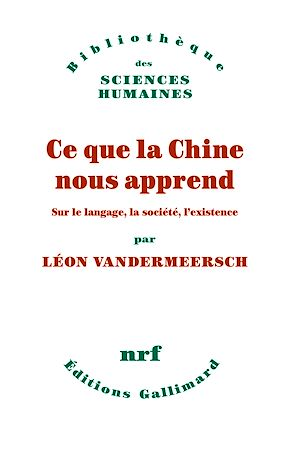 Téléchargez le livre :  Ce que la Chine nous apprend. Sur le langage, la société, l'existence