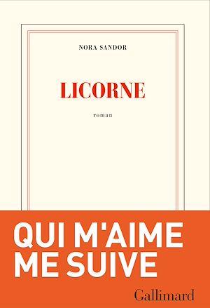 Téléchargez le livre :  Licorne