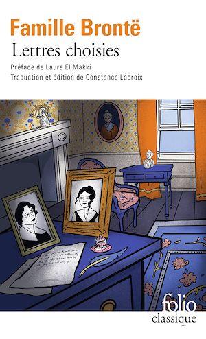 Téléchargez le livre :  Lettres choisies de la famille Brontë