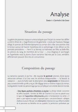 Téléchargez le livre :  La Princesse de Clèves (Bac 2020) - Édition enrichie avec dossier pédagogique « Individu, morale et société »