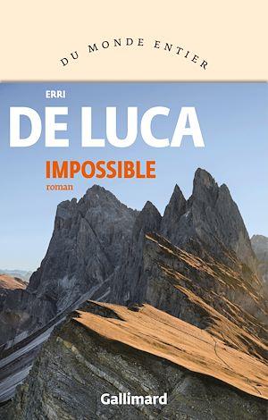 Téléchargez le livre :  Impossible