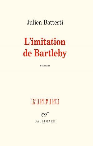 Téléchargez le livre :  L'imitation de Bartleby