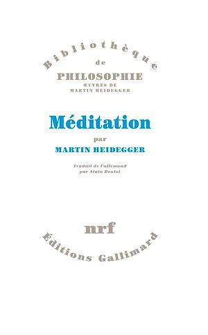 Téléchargez le livre :  Méditation