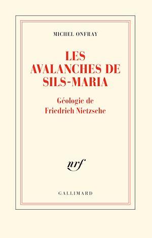 Téléchargez le livre :  Les avalanches de Sils-Maria