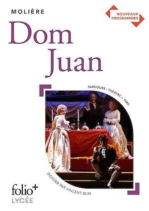 Téléchargez le livre :  Dom Juan - BAC 2021