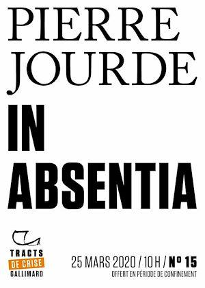 Téléchargez le livre :  Tracts de Crise (N°15) - In Abstentia