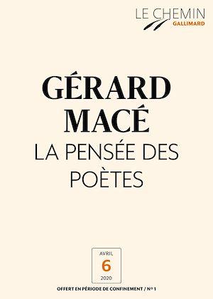 Téléchargez le livre :  Le Chemin (N°01) - La Pensée des poètes